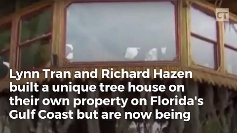 Florida Treehouse Fight Could Go to Supreme Court