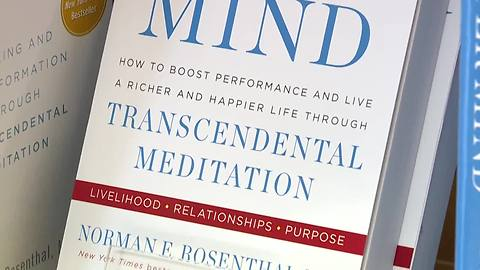Why some are turning to Transcendental Meditation