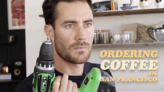 Ordering Coffee in San Francisco - Video