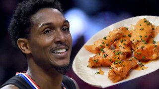 Lou Williams Acquires Trademark For 'Lemon Pepper Lou' After His Infamous Strip Club Visit
