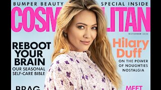 Hilary Duff opens up about Lizzie McGuire typecasting