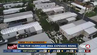Irma's costs could impact other state budget items - Video