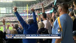 Brewers fans confident after NLDS Game 1 victory