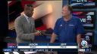 Lynn basketball coach Jeff Price joins Honda Five Sports Live to talk NCAA - Video