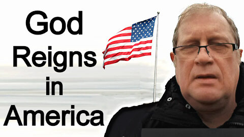 The Great Reset / God Reigns in America - Dr. David Mackereth