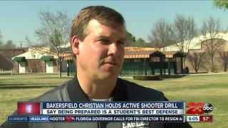 BCHS Active Shooter Training - Video
