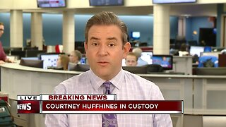 Mother of Huffhines brothers arrested