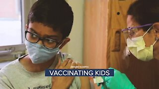 Denver7 In-Depth: Vaccinations and Kids