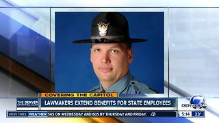 Extending benefits for the families of state employees killed on the job - Video