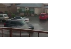 Summer Monsoon Season Arrives in Phoenix - Video