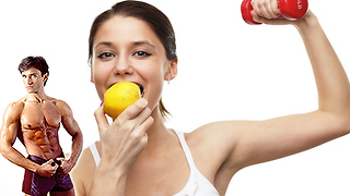 Workout snacks for energy, weight loss and muscle building - Video