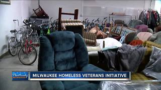 Help homeless veterans by donating home goods - Video