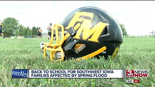 Back to school for families affected by spring flooding