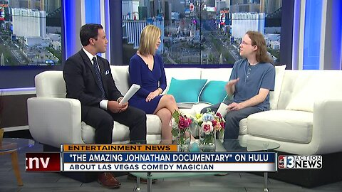 Film critic Josh Bell previews Flicks on the Field and The Amazing Johnathan documentary