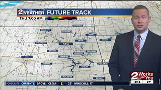 Chilly Thursday morning forecast with Meteorologist Clint Boone