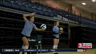 Creighton volleyball headed to Europe - Video