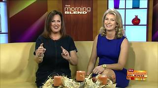 Molly and Katrina with the Buzz for 11/9!