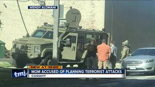 FBI: Wisconsin woman recruited on behalf of Islamic State - Video