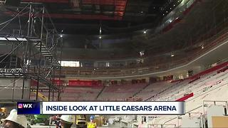 Little Caesars Arena will have the NHL's biggest scoreboard - Video