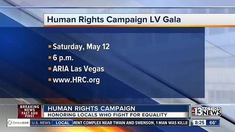 Human Rights Campaign Las Vegas hosts