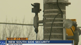 Additional cameras and alley lighting coming to Milwaukee's south side - Video