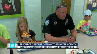 Resource officers coming to Manatee County - Video
