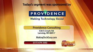 Providence Consulting - 7/11/17 - Video