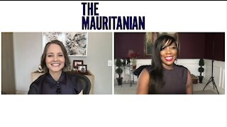 Academy Award winning actress Jodie Foster tells of her role in The Mauritanian
