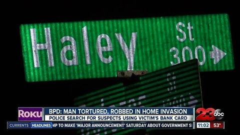 BPD: Man tortured, robbed in home invasion