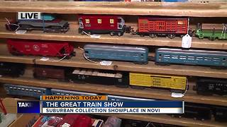 2018 Great Train Show - Video