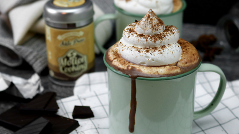 Learn How To Make Hot Chocolate With A Twist This Christmas