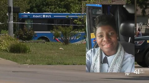Bus driver recalls terrifying moments when suspect opened fire on her bus