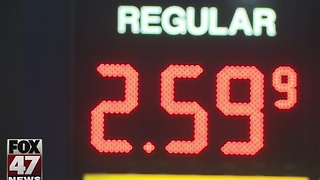 Michigan gas prices on the rise after tax increase - Video