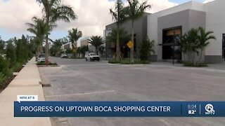 Uptown Boca development opens first store in southern Palm Beach County