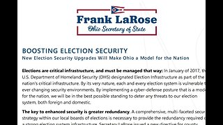 Ohio Boards of Elections face security deadline ahead of March primary
