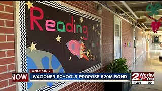 Wagoner schools propose $20 million bond