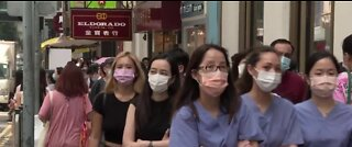 Hong Kong's third wave linked to easing restrictions