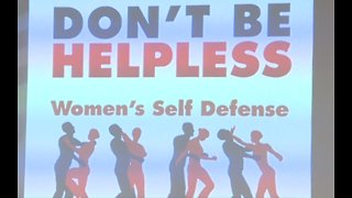 Las Vegas police teach women how to protect themselves