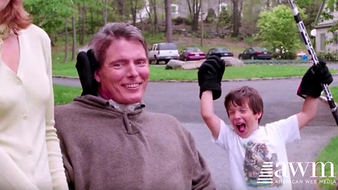 Christopher Reeve's Son Is All Grown Up, Spitting Image Of His Dad; Gives Rare Interview