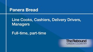 Who's Hiring: Panera Bread
