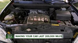 Make your car last 200,000 miles - Video