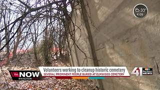 Cemetery needs $100,000 to fix safety concerns - Video
