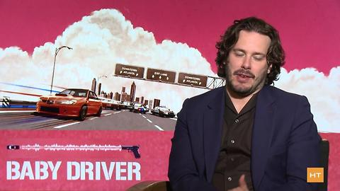 Edgar Wright on casting a deaf actor in 'Baby Driver' | Hot Topics