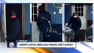 Man stole from Ripley winery - Video