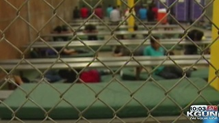 Judge orders Border Patrol to improve detention conditions - Video