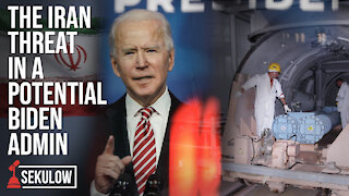 The Iran Threat in a Potential Biden Admin