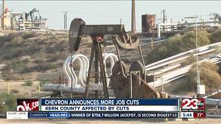 Chevron announces more job cuts in Kern County - Video