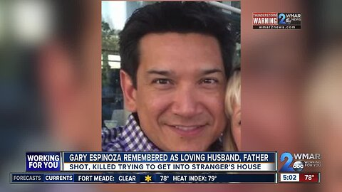 Family, friends remember man killed by Woodbine homeowner