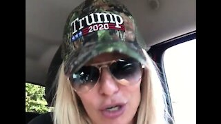 Conservative Woman Talks About Her Experience Wearing a Trump Hat In Liberal California