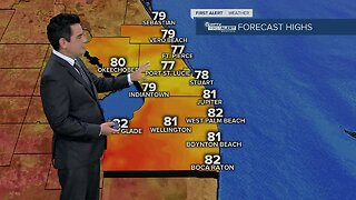 South Florida weather 4/5/20